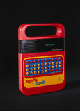 Speak and Spell educational toy, late 1970s.