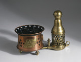 Soyer's 'Magic Stove', c 1850.