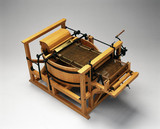 Robert's paper-making machine, 1798.