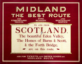 The Best Route To and From Scotland'.