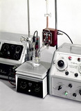 Automatic titration apparatus, 1962.