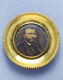 Miniature portrait of Ulyses Simpson Grant