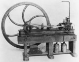 Lenoir Gas Engine, 1860.