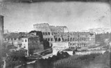 'Rome, View from the Pavilion in the Orti Farnesi...', 1841.