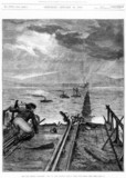 The Tay Bridge Disaster, Scotland, 28 December 1879.
