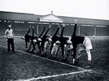 Millwall Football Club, London, 10 January 1938.