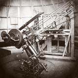 Warren de la Rue's 13 inch reflecting telescope, 1858-1864.