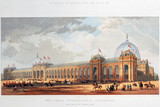 'The Great International Exhibition', London, 1862.