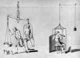 Antoine Lavoisier's experiments, c late 18th century.