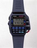Multi-function Casio digital quartz wristwatch, 1998.