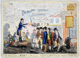 'Introduction of Gas!!', 1815.