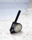 Silva Combi 2 map measurer, c 1989.