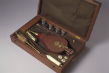 Resuscitator kit, English, 1774.