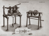 'Block Machinery', early 19th century.