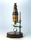 Modified Marshall type compound microscope, 1720.