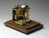 Printing telegraph used to send the first submarine telegraph mesage, 1851.