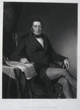 Robert Stephenson, English mechanical and civil engineer, 1846.