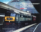 Travelling on business?', BR (WR) poster, c.1970-79.