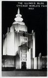 'The Illinois Building, Chicago World's Fair', 1933.