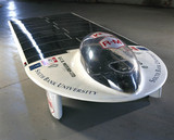 'Mad Dog II' solar powered car, 1998.