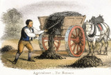 'Agriculture, for Manure', c 1845.