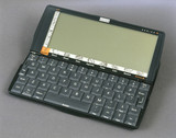 Psion Series 5 palm top computer, 1997.