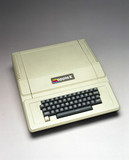 Apple II microcomputer, 1977.