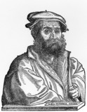 Niccolo Tartaglia, Italian mathematician and mechanician, c 1550-1560.