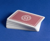 A pack of playing cards, 2000.