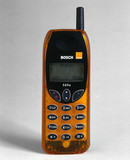 Bosch mobile phone, 2000.