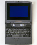 Toshiba Satellite 4090 CDS laptop computer, 1999.