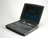 Toshiba Satellite 4000 series laptop computer, 1999.