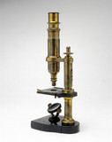 Compound monocular microscope, 1861-1870.