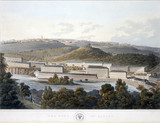 'The Town of Lanark', Scotland, 1824-1825.