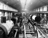 Gateshead Works, Tyne & Wear, c 1910. Wheel