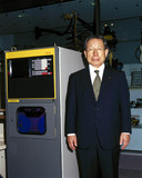 Dr Seiuemon Inaba, Science Museum, London, June 2000.