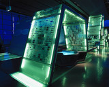 Digitopolis Gallery, Wellcome Wing, Science Museum, London, August 2000.