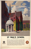 St Paul's School, London, 1938.