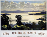 'The Silver Forth', LNER poster, 1935.