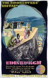 'The Booklovers' Britain: Edinburgh', LNER poster, 1930s.