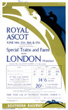'Royal Ascot 14-17 June 1938 - Special Trai