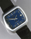 Longines 'Ultraquartz' quartz analogue wristwatch, 1969-70.
