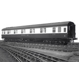 British Railways third clas sleeping carriage, 4 September 1951.