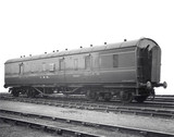 Brake van, Derby Works, Derbyshire, 11 June 1940.
