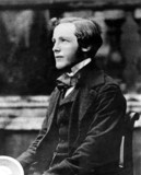 James Clerk Maxwell, Scottish physicist, c 1850s.