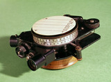 Mark V Rae aeronautical bubble-sextant, 1926-1939.
