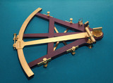Captain Cook's sextant, c 1772.