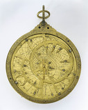 Moorish planispheric astrolabe, c 1150.