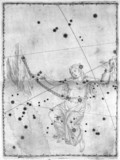 The constellation Andromeda, 1603.