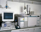Gas chromatography mas-spectrometer, 2000.